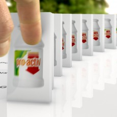 Becel domino (Unilever)