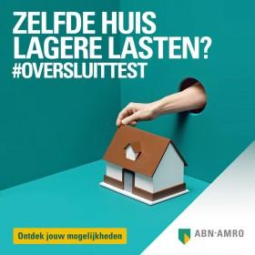 ABN AMRO<span>Je hypotheek oversluiten</span>